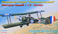 Sopwith 1Ѕ Strutter fighter