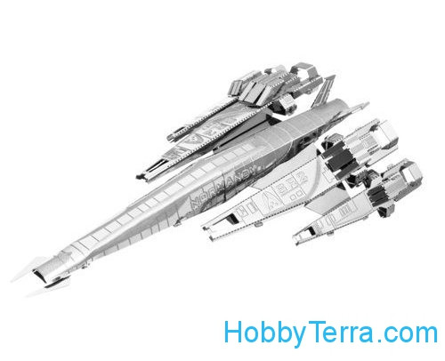 "3D metal puzzle. Transport ""SR2 Normandy"""