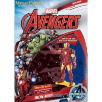 "3D Puzzle Marvel ""Iron Man"""