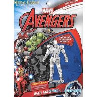 "3D Puzzle Marvel ""War machine"""