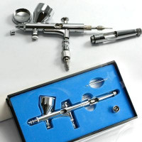 Professional metal Airbrush 0.25 mm