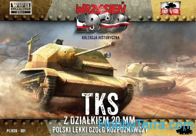 TKS with 20mm gun