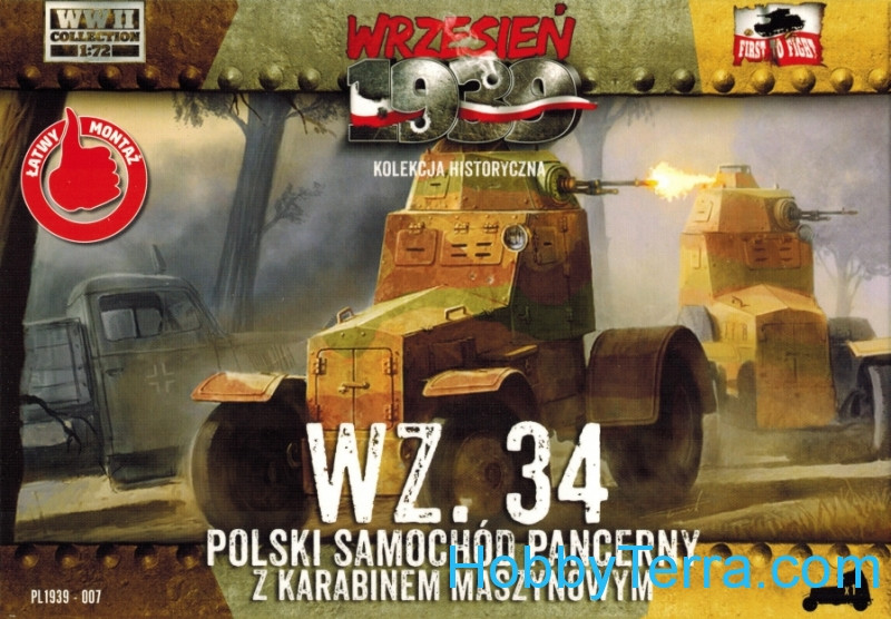 WZ.34 Polish Armoured Car