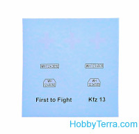 First To Fight  006 Kfz 13
