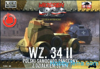 WZ.34 II Polish Armoured Car
