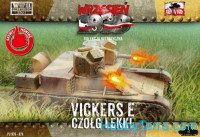 Vickers E light tank