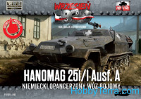 Hanomag 251/1 Ausf. A (Snap fit)