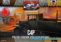 C4P Polish halftrack artillery tractor (Snap fit)