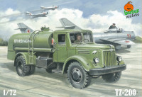Fuel Servicing Truck TZ-200