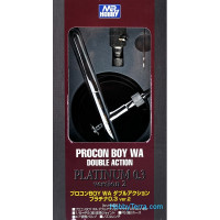 "Professional Airbrush ""Mr. Procon Boy WA Platinum v.2"" 0.3 mm"