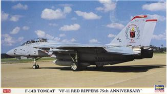 "F-14B Tomcat ""VF-11 Red Rippers 75th Anniversary"""