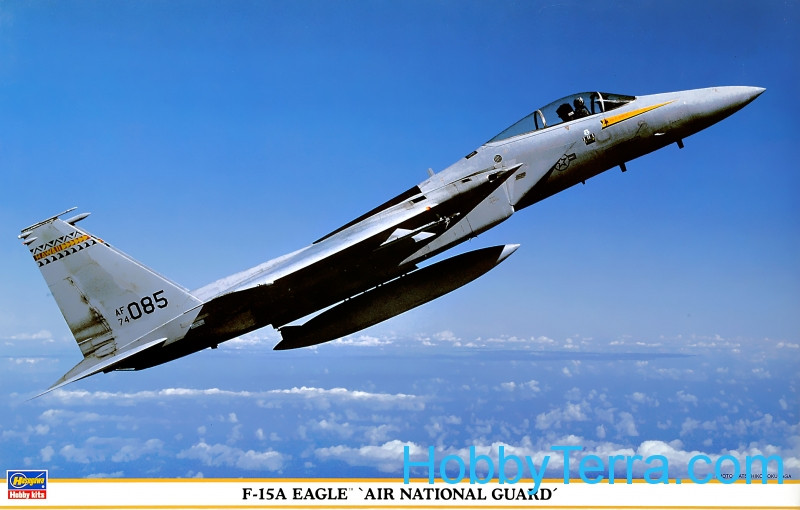"F-15A Eagle ""Air National Guard"""
