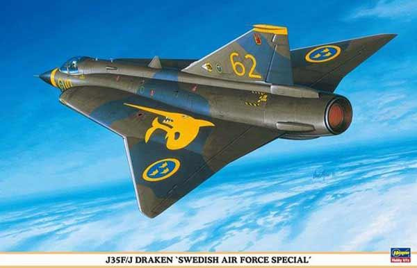 "J35F/J ""SWEDISH AIR FORCE"