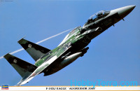 "F-15DJ Eagle ""Aggressor 2008"""