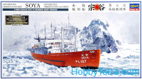 "Antartica Observation Ship Soya ""Antartica Observation 2nd Corps"""