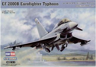 Hobby Boss  80265 EF-2000B Eurofighter Typhoon