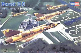 Mirage IIIC Fighter
