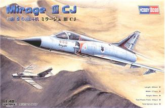 Mirage IIICJ Fighter