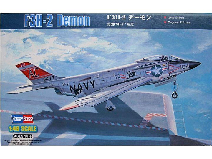Hobby Boss  80364 F3H-2  Demon