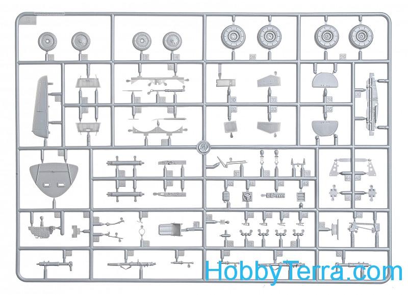 rescue truck diagram