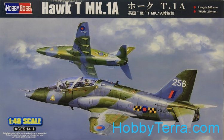 Hawk T MK.1A strike-attack aircraft