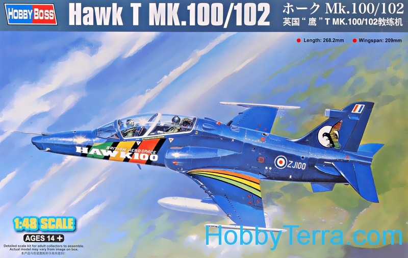 Hobby Boss  81735 Hawk T MK.100/102 trainer aircraft