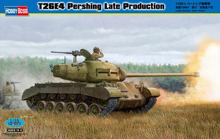 Tank T26E4 Pershing Late Production