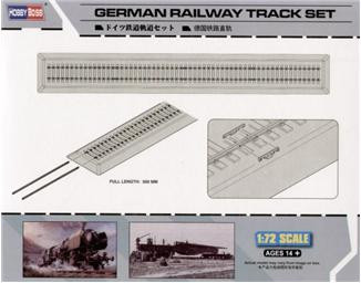 Hobby Boss  82902 German Railway Track set