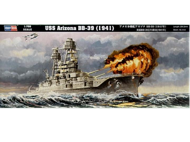 USS Arizona BB-39 (1941)
