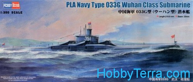 PLA Navy Type 033G Wuhan Class