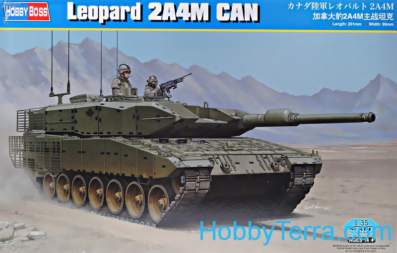 "Leopard 2A4M ""CAN"" tank"