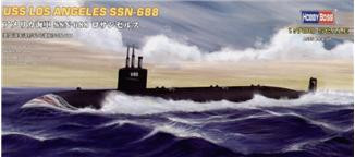 USS LOS ANGELES SSN-688 Submarine