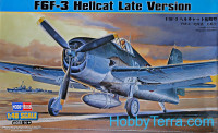 F6F-3 Hellcat Late Version