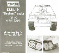 Sd.Kfz.184 Elephant tracks