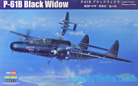 U.S. P-61B Black Widow night fighter