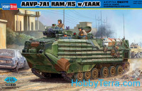 AAVP-7A1 RAM/RS w/EAAK assault vehicle