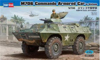 M706 Commando Armored Car in Vietnam