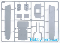 Hobby Boss  82428 Tank T26E4 Pershing Late Production