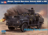 RSOV w/MG (Ranger Special Operations Vehicle)