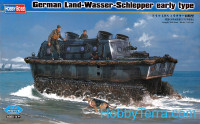 German Land-Wasser-Schlepper early type