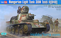 Hungarian Light Tank 38M Toldi II (B40)