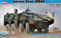 German Boxer MRAV