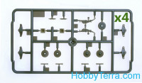 Soviet T-26 light infantry tank