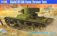 Soviet OT-130 Flame Thrower Tank