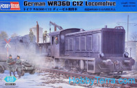 German WR360 C12 Locomotive