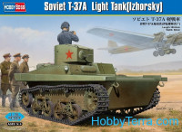Soviet T-37A light tank (Izhorsky)