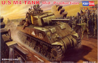 U.S M4 Tank Mid-Production