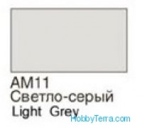Light grey. Matt acrylic paint 16 ml