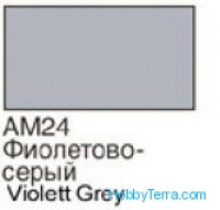 Violet grey. Matt acrylic paint 16 ml