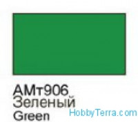 Green. Metal acrylic paint 16 ml